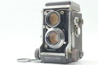 [Exc+5] Mamiya C3 Pro TLR Medium Format 6x6 w/ Sekor 105mm f/3.5 Lens From JAPAN
