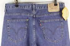 LEVIS 752 Mens Jeans REGULAR STRAIGHT Fit HIGH WAIST W34 L30 EXCELLENT P31
