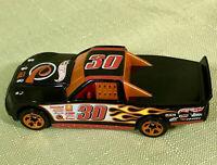 Mattel 2010 Hot Wheels E17 Black Circle Trucker 1:64 3'  GREAT LOOSE CONDITION!