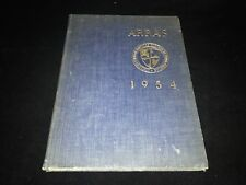 1954 Arras - College of Notre Dame of Maryland, Baltimore - Women's - Yearbook
