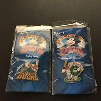 12 Months of Magic Mighty Ducks & Mickey Baseball Slider Disney Pin 11575 11966