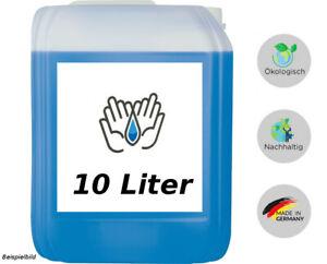 Antibakterielle Seife Flüssigseife Waschcreme Frischeduft 10 Liter M. in Germany