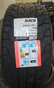 245/45ZR17 99W XL Riken New Tyre