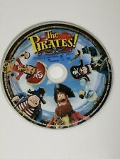 The Pirates : Band Of Misfits - DVD Disc Only - Replacement Disc