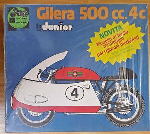 PROTAR 1/9 GILERA 500 Dustbin Libero Liberati 1957 4 Cylinder GP NEW SEALED