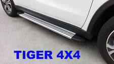(#161) Isuzu D-max Dmax Space Cab 2012 to 2017 Running Boards Side Steps