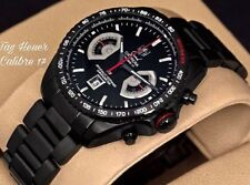 Brand New Tag Heuer Carrera Calibre 17  Black Limited Edition