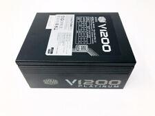 Coolermaster V1200 1200W Platinum Power Supply PSU – SVC