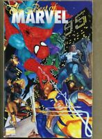 GN/TPB The Best Of Marvel Volume 2 1995 collected vg 4.0 Spider-Man X-Men +