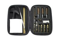 Tactical Kingdom Handgun Cleaning Kit .22/.357/.38/ 9mm./45/.40 Cal., Brass Jags
