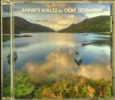 CD OLAF SICKMANN - annie's waltz, ovp