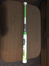 NIW X12 31/19 -12 composite 2 Piece Louisville Slugger Fastpitch Bat