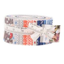 Moda Stoff Biskuitrolle ~Bloomsbury~ von Franny & Jane 6.3cm Streifen