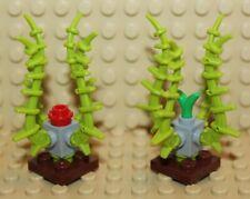 Lego 2x Plants NEW!!!!!