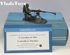 Atlas 1/24 Campaigns 1914 WW1 Figures Machine Gunner with Hotchkiss Mle 2595-026
