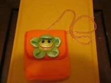 Girl's Smiley Flower Purse New No Tag