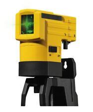 Stabila cruz líneas-laser LAX 50g nivelación, 3 piezas de set Green