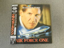Air Force One - Laser Disc - OBI JAPAN LD 2disc