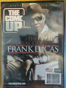 NEW - Real Story of Frank Lucas: Come Up (DVD) - Free Shipping