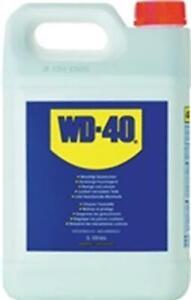 WD-40 49500 Multifunktionsprodukt  5 l ohne Handzerstäuber