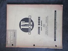 John Deere R Diesel Tractor Shop Manual