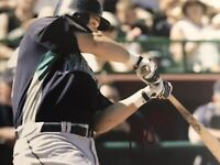 Bryan LaHair Signed 8x10 Photo Chicago Cubs Seattle Mariners Autographed Auto