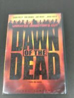 Dawn of the Dead (DVD, 2004, Canadian, Unrated, Directors Cut Full Frame)
