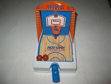 Vintage Hot Shot Basketball Milton Bradley Travel Games 1992