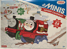 NEW Thomas & Friends Minis Advent Calendar 24 Trains 6 Exclusive! Retired 2015