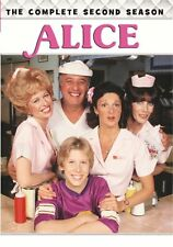 ALICE: THE COMPLETE SECOND SEASON 2 -  Region Free DVD - Sealed