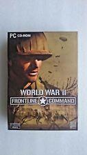 World War II: Frontline Command (PC: Windows, 2003) - European Version