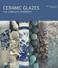 NEW Ceramic Glazes By Brian Taylor Hardcover Free Shipping