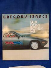 "Gregory Isaacs ""Night Nurse"" Islands Reggae LP Mango"