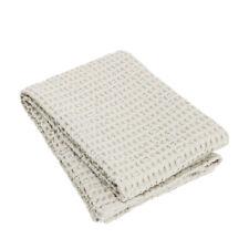 Blomus Caro Cotton Bath Towel Waffle - Moonbeam/Light Stone