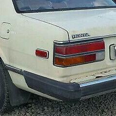 Honda Accord, 1976, 1977, 1978, 1979,1980, 1981, Rear Side Marker Signal Light