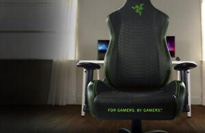 Razer Iskur X Gaming Chair bk/gn| RZ38-02840100-R3G1 ~D~