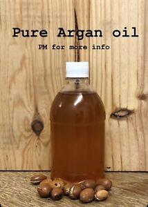 Moroccan Culinary Argan oil 0.5L 100% Authentic