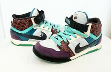 Retro Nike Air Morgan 6.0 Womens skateboarding shoes UK Size 6318886-302