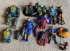 Marvel BAF Abomination, Demogoblin, Dr.Strange Legends Variants, Deadpool Hydra