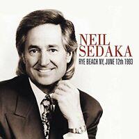 Neil Sedaka - Rye Beach NY, June 12th 1993 (2016)  CD  NEW/SEALED  SPEEDYPOST