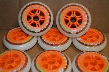 Hyper +G Outdoor inline wheels 8-80mm 85a  bont,powerslide,mpc,matter