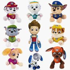 "New Paw Patrol Pup Pals 8"" Skye Zuma Rocky Marshall Kids Gift Soft Plush Toy Dog"