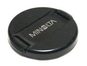 Minolta Genuine Original Vintage LF-1162 Front Lens Cap 62mm Japan jm041