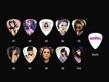 Katy Perry Guitar Pick Set (10pcs)