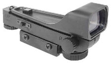 "UTG Quick Aim Electronic Dot Sight 3/8"" 11mm Weaver & Pictanny Mount"
