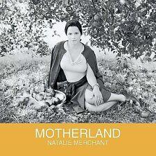 Motherland Natalie Merchant MUSIC CD