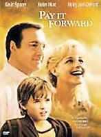 Pay It Forward (DVD, 2001) Haley Joel Osment DISC ONLY - NO COVER ART