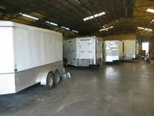 Spray Foam Insulated Cargo Trailers Customized Haulers