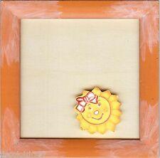 RICO DESIGN  07602  Cadre carré avec Motif Soleil à coller