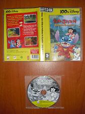 Lilo & Stitch: en, Problemas en el paraíso, Disney [PC CD-ROM] Versión Española